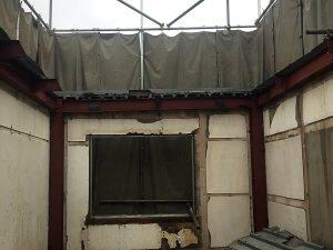 建物の解体工事(手壊し・重機)